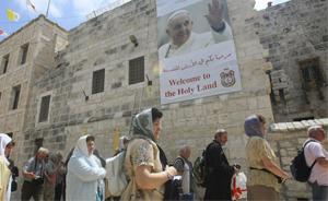 在日益恶劣的中东插上一面泛基督教主义大旗