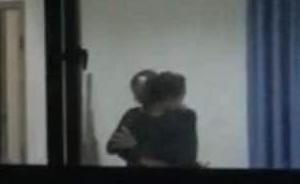 重庆一教师办公室内对女生亲吻、搂抱,官方:影响恶劣已开除