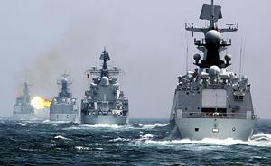美国学者陆伯彬:中国海军现代化不会导致中美争霸大战