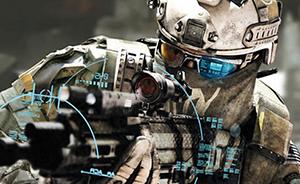 """美军即将发布""""钢铁侠""""式战甲:防弹、负重、摄像,还能治疗"""
