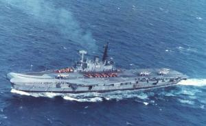 经略航母①|美国智库鼓吹帮印度造核航母,不切实际