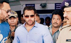 印度宝莱坞巨星13年前酒驾撞死流浪汉逃逸,终获刑5年