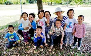 """上海5位妈妈""""逃离""""幼儿园,在家上学究竟能走多远"""