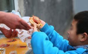 七成上海孩童每日吃零食,膨化食品带来肥胖问题