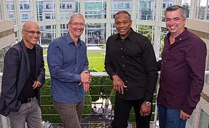 苹果最大收购出炉:拟30亿美元吃下Beats耳机
