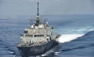 美军舰若进入中国南沙岛礁12海里内,是不是违反国际法?