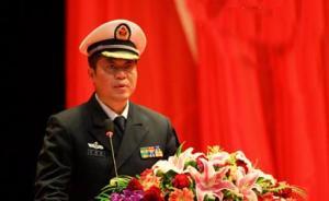 傅耀泉履新大连舰艇学院政委,曾任东海舰队政治部副主任
