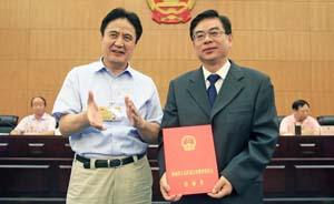 """国办厅级""""大秘""""陆俊华调任海南副省长,曾有19年秘书生涯"""