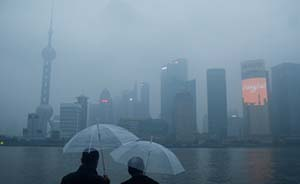 """周末下雨""""魔咒""""继续应验:上海端午假期全""""泡汤"""""""