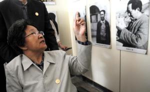 毛泽东女儿李讷再回延安,观看《延安保育院》流泪哽咽