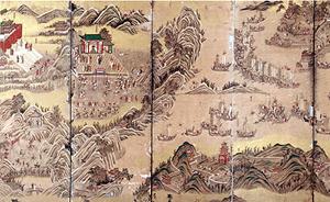 军事科学院少将谈420年前中日之战,国防能力曾世界最强
