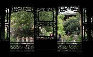"""同济""""男神教授""""谈苏州园林,古代精神仍在现代建筑中"""