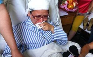医生被逼下跪遭扇耳光,施暴患者家属疑为省人大官员
