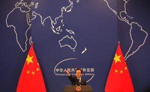 """张志洲:还是让中国外交话语保持合理的""""难懂""""吧"""