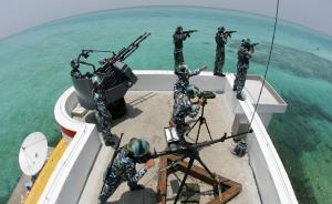 火力猛!中国外交部8天7次就南海问题表立场驳指责