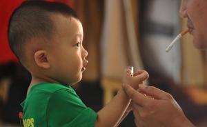 不科学的儿童:近代儿童吸烟的禁忌与诱惑