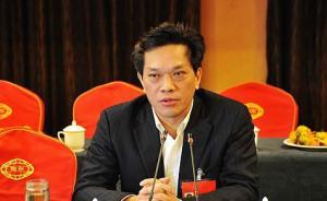 李建明任咸宁市委代理书记,原书记任振鹤已任湖北省副省长