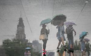 上海迎来今年入汛以来最大降雨,两大机场通行能力下降50%
