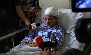 对话长沙被打女医生:逼我下跪并扇耳光者自称省人大公务员