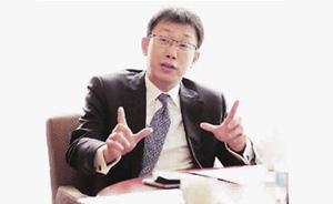 """国泰君安总裁陈耿请辞内情:""""裸官""""违规"""