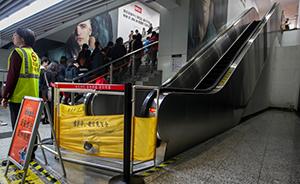 上海地铁电梯逆行,为什么闯祸的又是奥的斯?