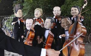 """G7对东海南海现状""""担忧"""",未点名任何国家"""