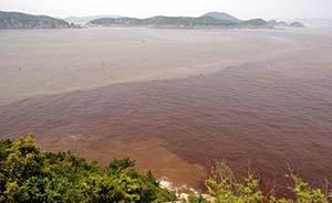 浙江近岸过半海水为劣四类,杭州湾和嘉兴海水极差