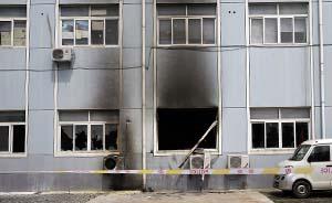上海一男子或因经济纠纷纵火行凶致1死1伤,仍在逃