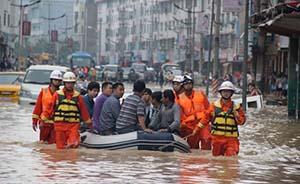 贵州连日暴雨已致9死,高考将受影响