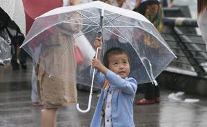 上海正式入梅进入桑拿天:今起4天有雨,全市急查防汛设施