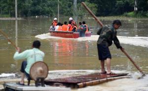 桂赣黔三省份遭灾鄱阳湖直逼警戒水位,死亡失踪数已达10人