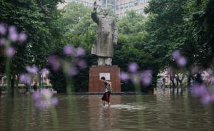 明日还有大雨,上海析暴雨积水四原因:排水标准多为一年一遇