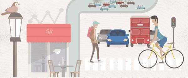 """为什么参加""""城市好视图"""":你理应了解城市的一切,包括交通"""
