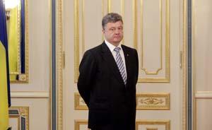 """乌克兰新总统邀中国领导人""""任何方便的时候""""访乌"""
