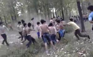 网传河南商城县数百中学生互殴,当地官方称暂未有报警记录