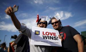 别以为同性婚姻合法化就太平了,之后是无尽的争议