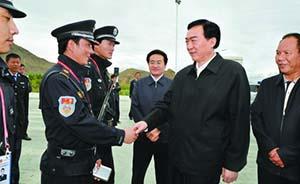 西藏党委书记:边疆虽处反分裂斗争第一线,但反腐没有特殊性