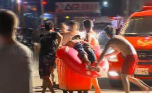 新北粉尘爆炸|20岁男子伤重不治,成第3位罹难民众