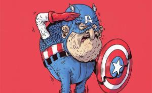 又老又胖的超人和蝙蝠侠,你还爱吗?