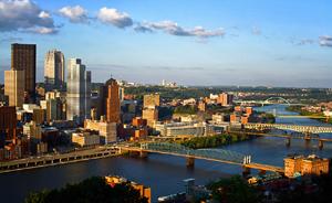 匹兹堡的城市转型