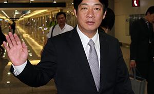 """国台办回应台南市长赖清德访沪言论:反""""台独""""坚定不可动摇"""