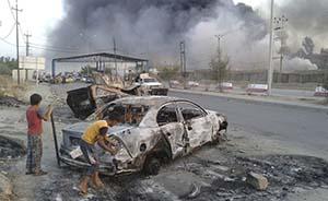 反政府武装攻占伊拉克第二大城市摩苏尔,政府军弃械而逃
