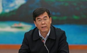 江西省委常委李炳军履新赣州市委书记,曾为朱镕基办公室主任