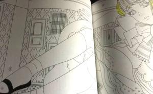 涂色书《秘密花园》的热销与现代人精神的贫瘠