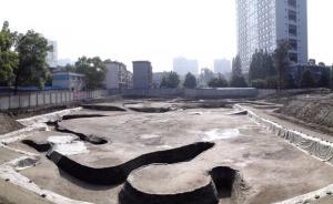四川成都发掘一处千余年前遗址,疑似万佛寺园林