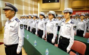 上海浦东城管局挂牌:归并多部门执法事项,设中队服务迪士尼