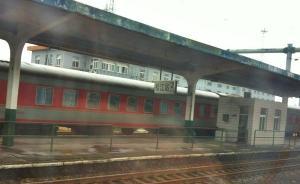 """贾樟柯问""""松江火车站还在吗"""",铁路回应拆站传言:没计划拆"""
