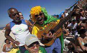 最贵世界杯明晨揭幕,巴西总统:这个豪赌值