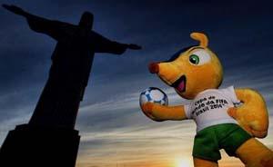 澎湃联播|折一个纸飞机,飞往没有中国队的巴西