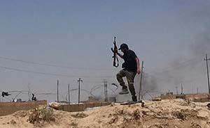 学者:不认为ISIS短期内有进军巴格达的实力